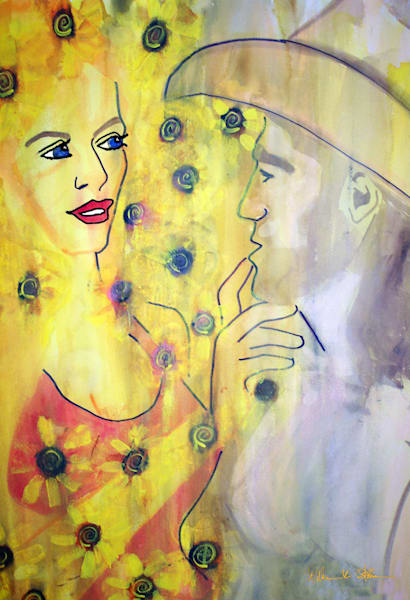 Hush Art | William K. Stidham - heART Art
