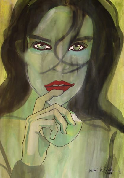 Into Temptation 1 Art | William K. Stidham - heART Art