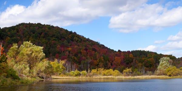 Engelville Pond III - Sharon Springs, New York