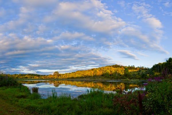 Sunset II - Bowmaker Pond - Sharon Springs, NY