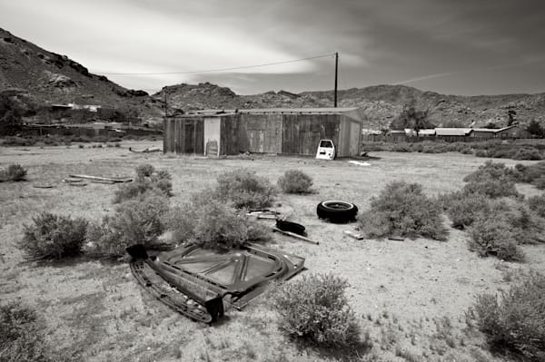 Car Parts in Trona, Cal