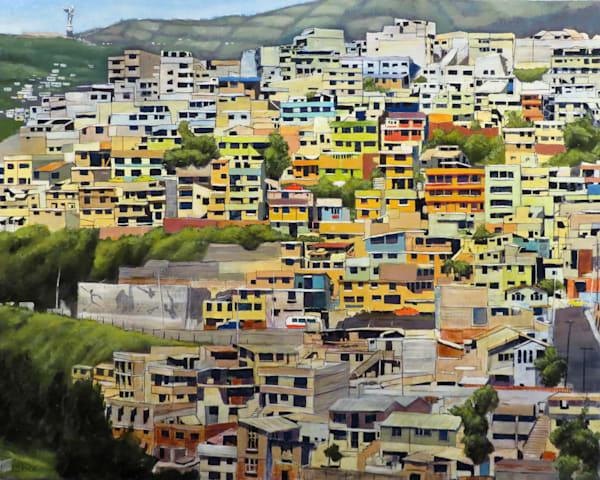 Mil Ventanas, mil almas I (Quito, Ecuador)