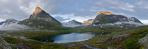 Trollstigen - Alnesvatnet - Norway