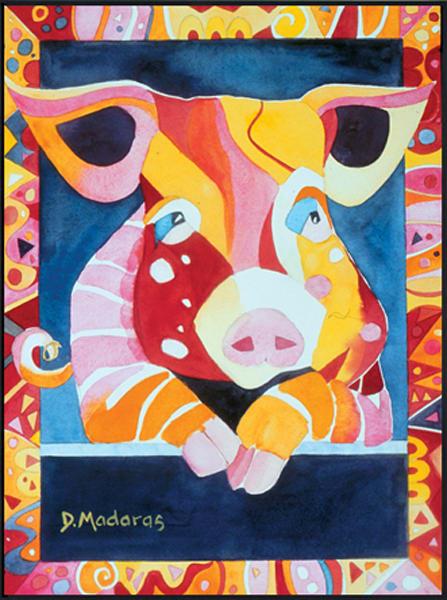 Pigmalion | Southwest Art Gallery Tucson | Madaras