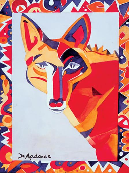 Desert Dog | Southwest Art Gallery Tucson | Madaras