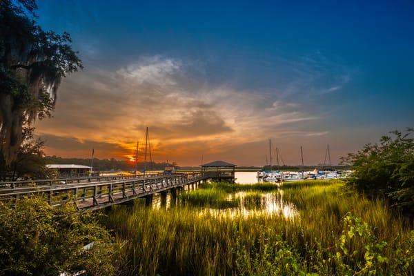 Isle of Hope Sunrise