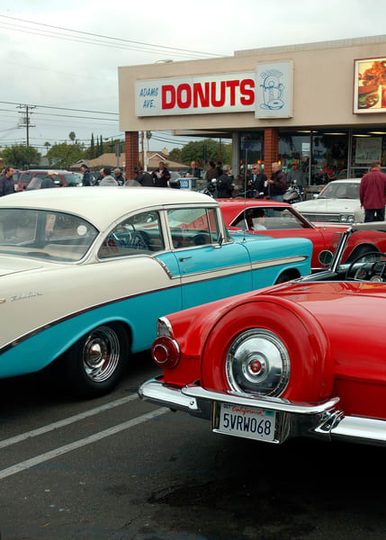 Classic Cars and Donuts