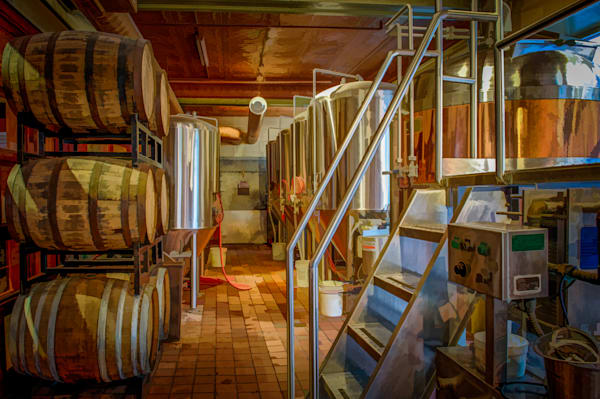 Iron Hill Brewery Fine Art Photograph | JustBob Images