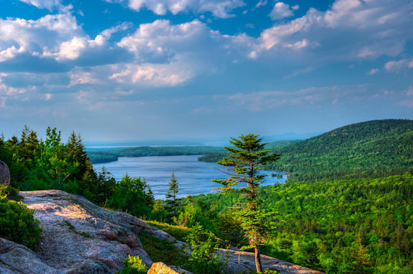View from Bubble Rock Fine Art Photograph | JustBob Images