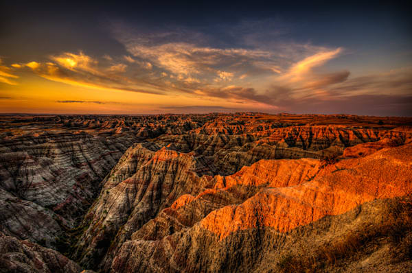 Badlands Fine Art Photograph | JustBob Images