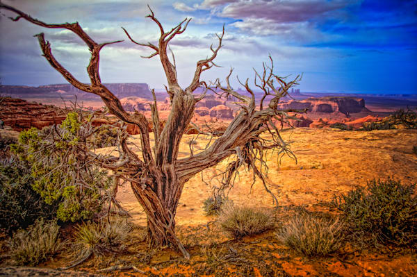 Monument Valley Fine Art Photograph   JustBob Images