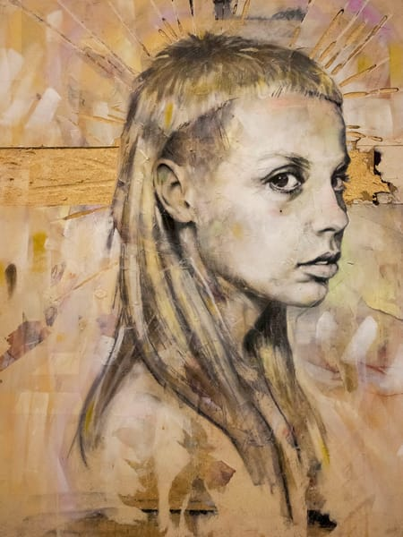 Portrait Painting / Celebrities and Inmates