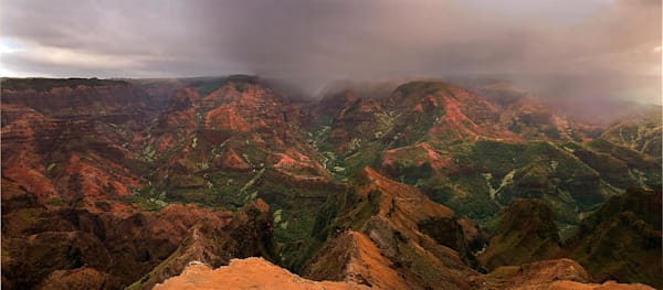 Waimea Canyon | Kauai Fine Art Photography, Hawaii
