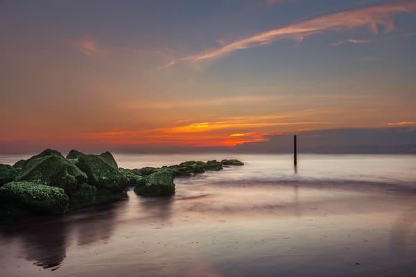 Tybee North Beach Sunrise
