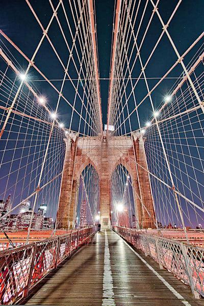 Brooklyn Bridge Photography Art | Zakem Art LLC