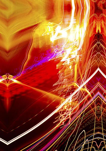 Terpsichore Of Light Photography Art | Zakem Art LLC