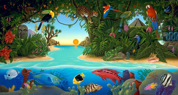 Aztec Paradise