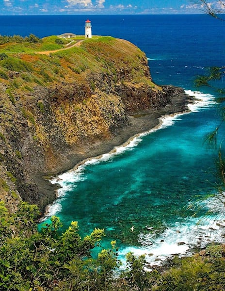 Kilauea Lighthouse | Kauai Fine Art Photography, Hawaii