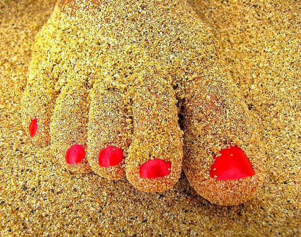 Kauai Style Feet | Hawaii Fine Art Photography