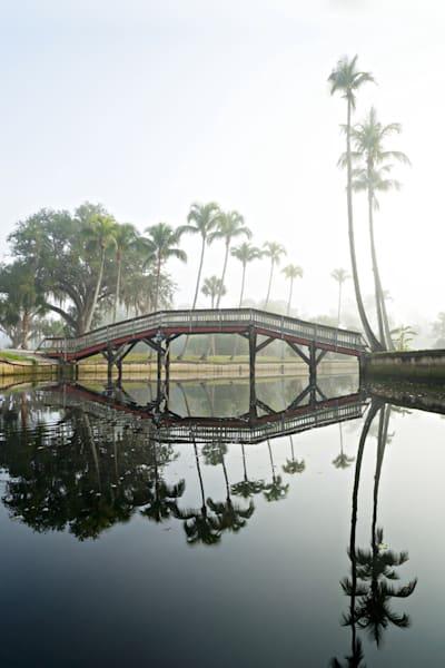 2357 Imperial River Footbridge Art | Cunningham Gallery