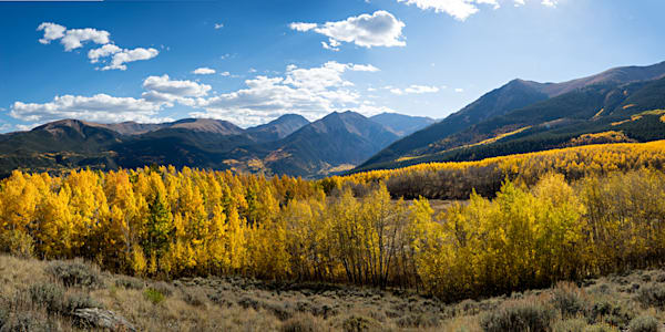 6190 Fall Twin Lakes, Colorado Art | Cunningham Gallery