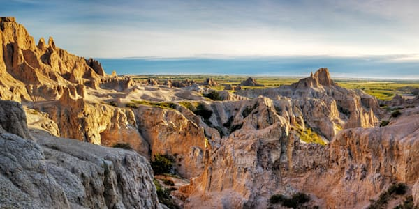 2395 Badlands, South Dakota Art | Cunningham Gallery