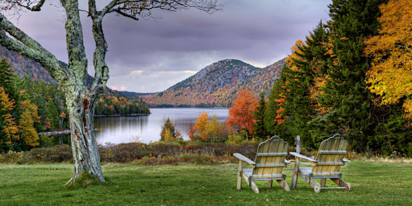 2228 Jordan Pond Acadia National Park, Maine Art | Cunningham Gallery