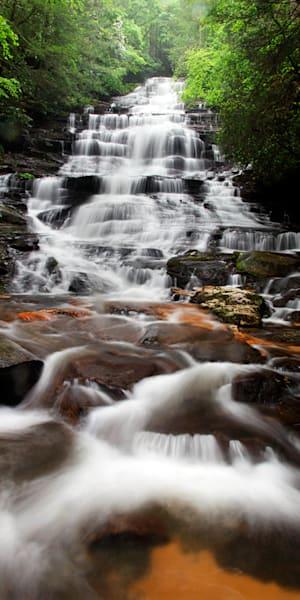 5113 Minnihaha Falls North Carolina Art | Cunningham Gallery