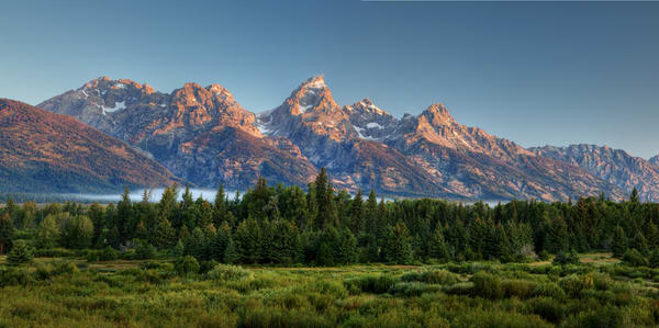 7868 Grand Tetons Art | Cunningham Gallery