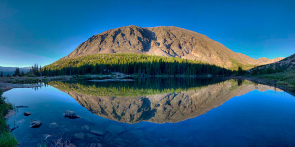 4557 Blue Lakes, Colorado Photography Art | Cunningham Gallery