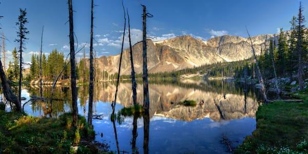 3779-Mirror Lake-Medicine Bow, Colorado