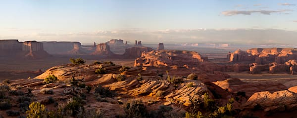 0737 Monument Valley From Hunt's Mesa Art | Cunningham Gallery