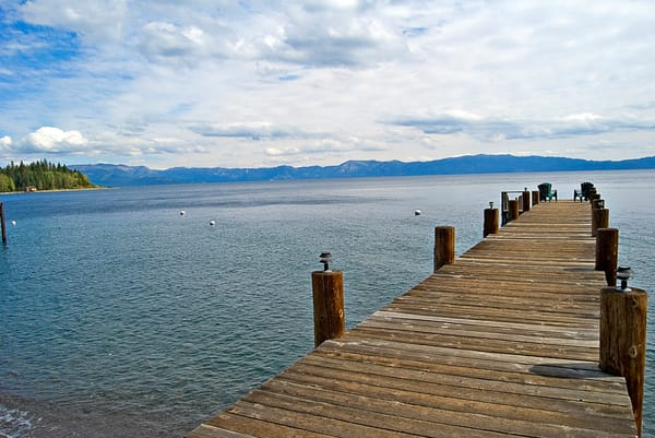 Lake Tahoe Dock