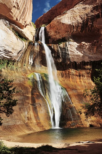 5928 Calf Creek Falls Art | Cunningham Gallery