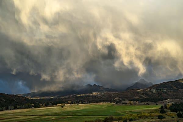 6907 Sneffels Range Colorado Art | Cunningham Gallery