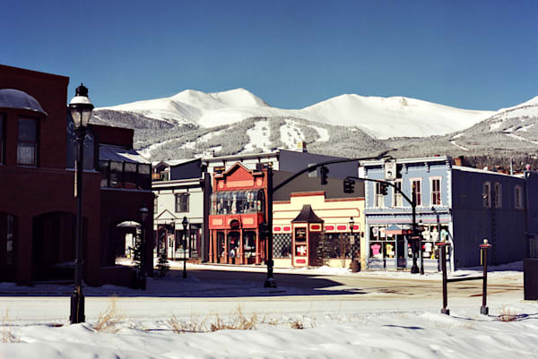 "Breckenridge,Colorado, 1980""s"