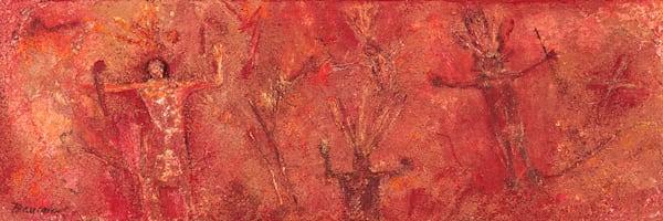 Ancient Ones, Margaret Baucom