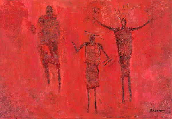 Anthropomorphic, Margaret Baucom