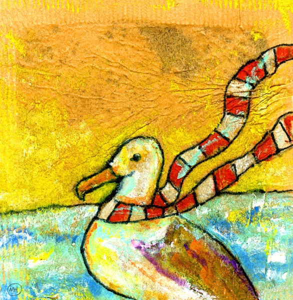 Holiday Seagull Art | Fine Art New Mexico