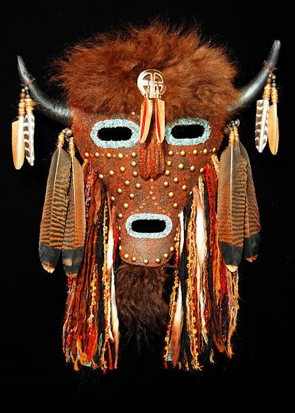 Medicine Bull Art | Fine Art New Mexico