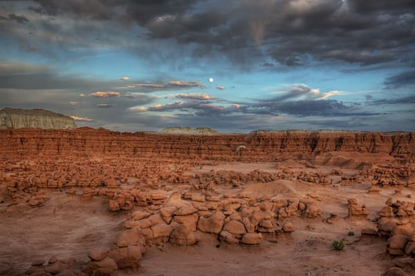 6966 Goblin Valley Art | Cunningham Gallery