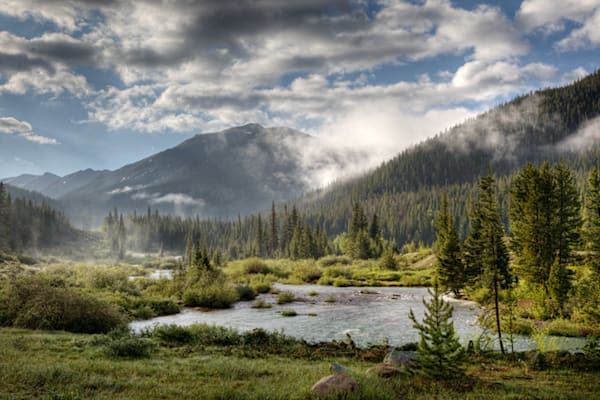 1730 Snake River Beaver Ponds Photography Art | Cunningham Gallery