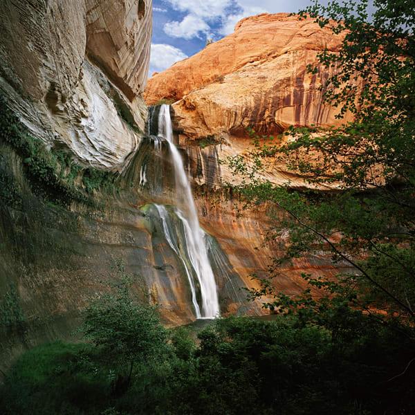 Calf Creek Falls Art | Cunningham Gallery