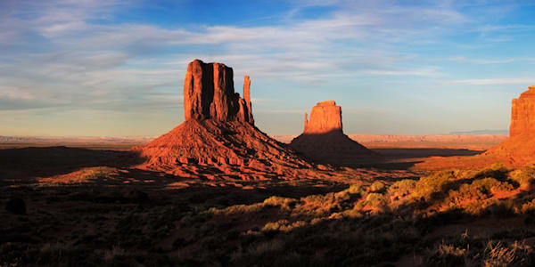 4160 Monument Valley Sunset Art | Cunningham Gallery