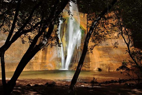 5933 Calf Creek Falls Art | Cunningham Gallery