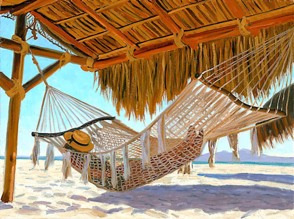 Cabo San Lucas Paintings by Steve Simon