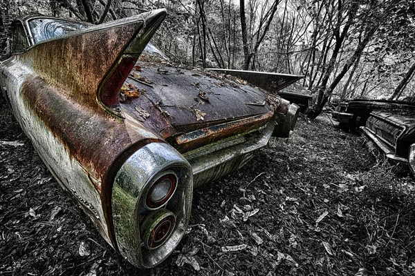 Cadillac Photography Art | Robert Jones Photography