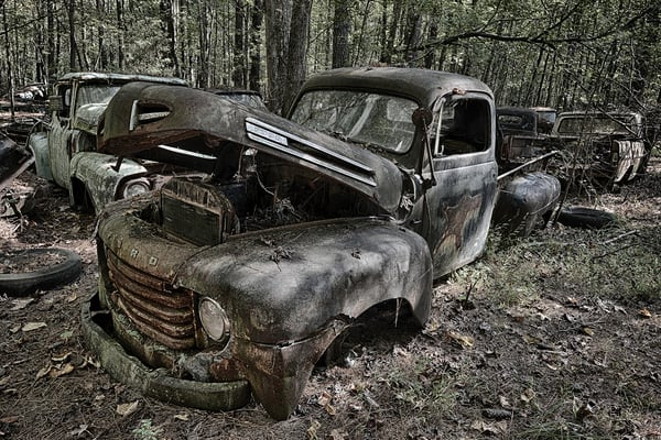 Ford Pickup No. Ii Photography Art | Robert Jones Photography