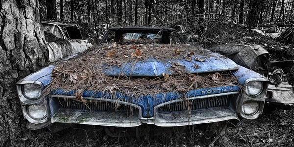 Pontiac Photography Art | Robert Jones Photography