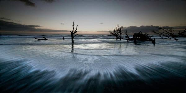 Soft Wave Photography Art | Robert Jones Photography